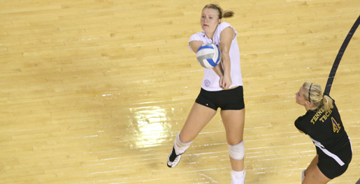 Defending champ volleyball team gets 2009 camp underway