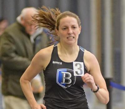 Mattson Impresses During GBTC Invitational - Bentley Athletics