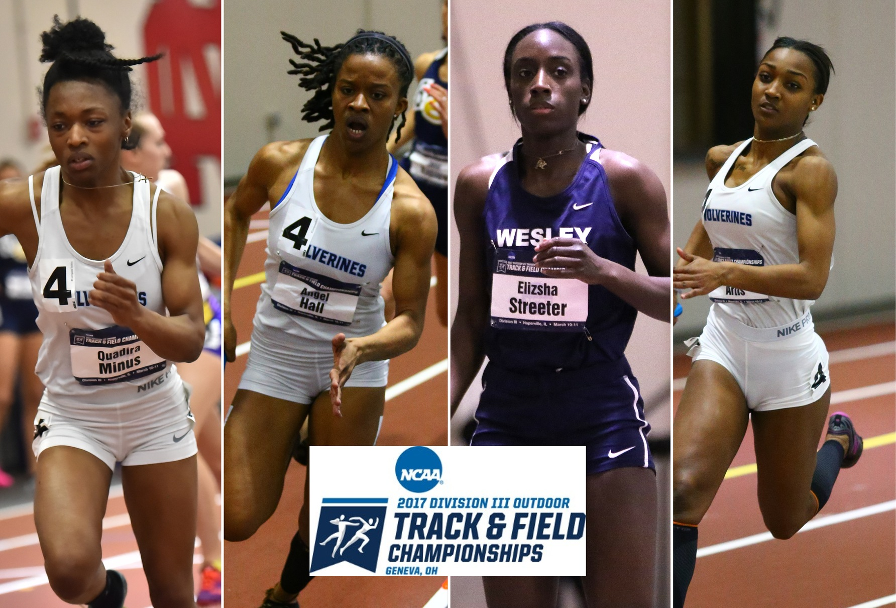 Women's 4x400-meter relay advances to Saturday's NCAA Final