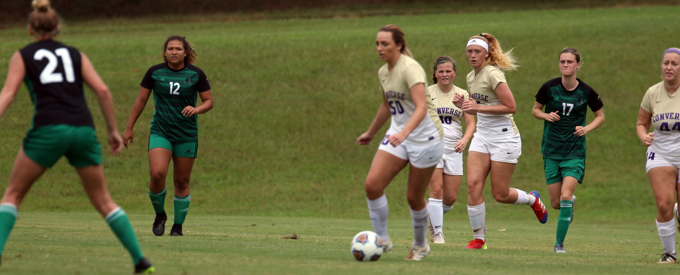 Valkyries Soccer Takes Down Coker In Non Conference Action