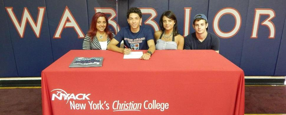Narenzo Kershaw Joins Men's Cross Country and Track