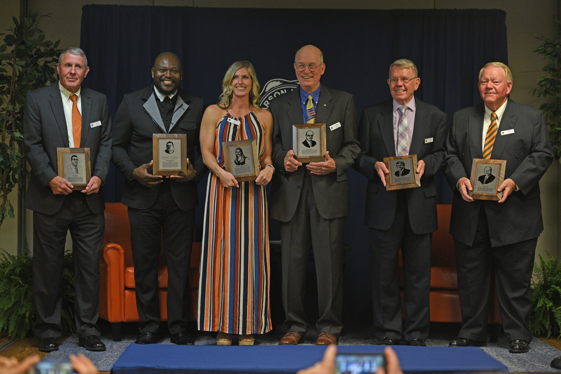 Six inducted into Carson-Newman Hall of Fame Saturday