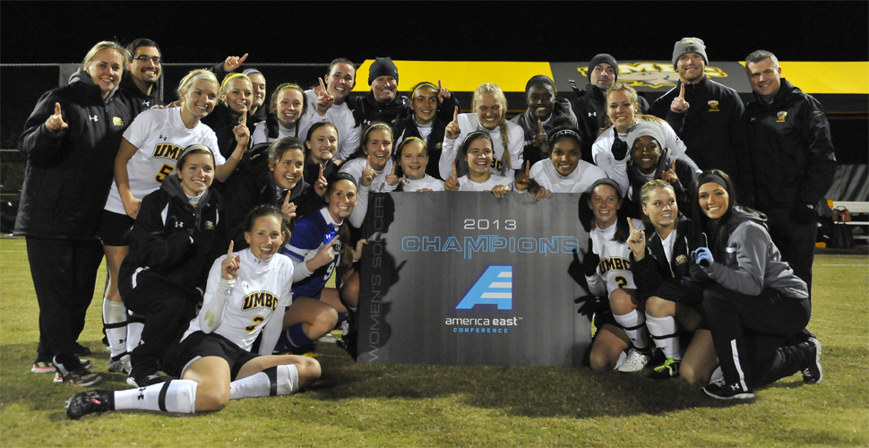 Brown Punches Ticket to NCAA's for Women's Soccer; Retrievers Earn First-Ever Tournament Title