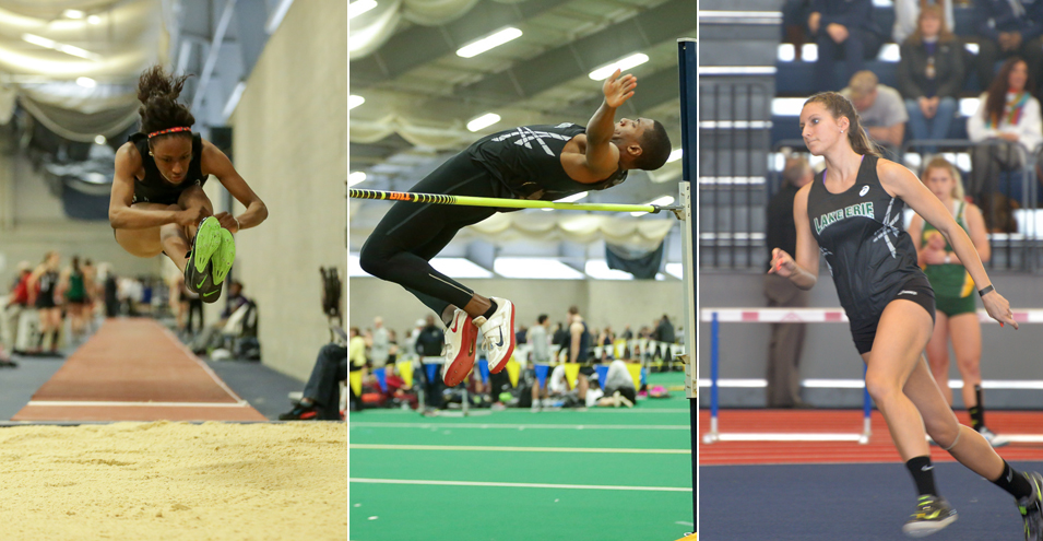 Lee, Prusky, Postwaite Qualify for Indoor Track and Field National Championships