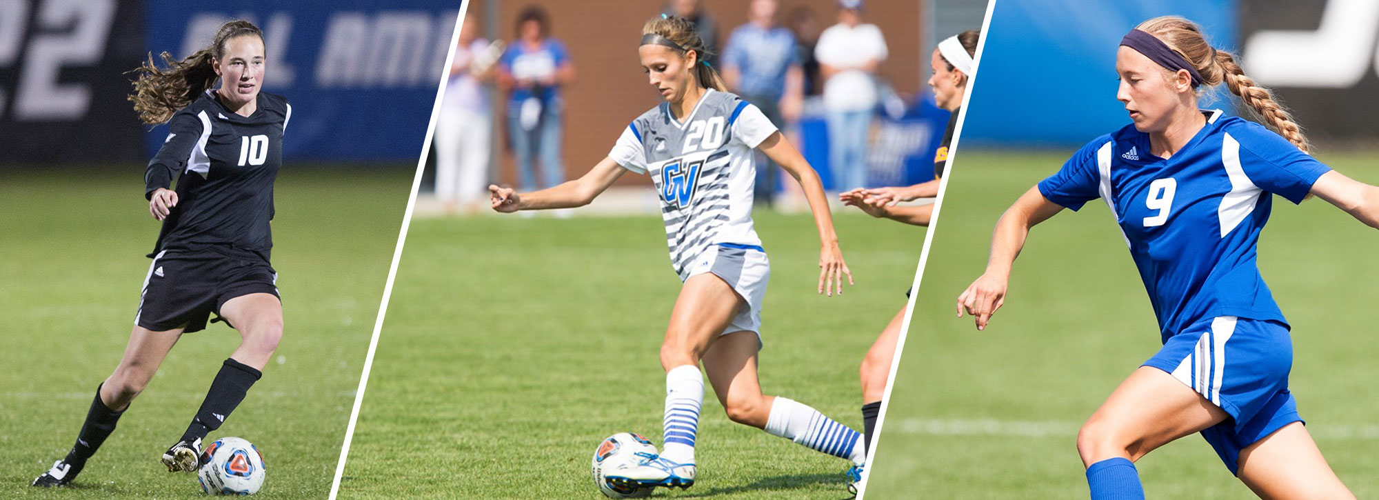 GVSU's Mencotti Selected CoSIDA Academic All-American of the Year; Quinn & Ham Honored