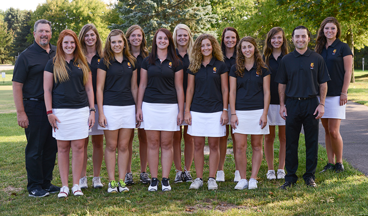 Women's Golf To Open Season As Lone Non-Division I School At Fossum Invitational