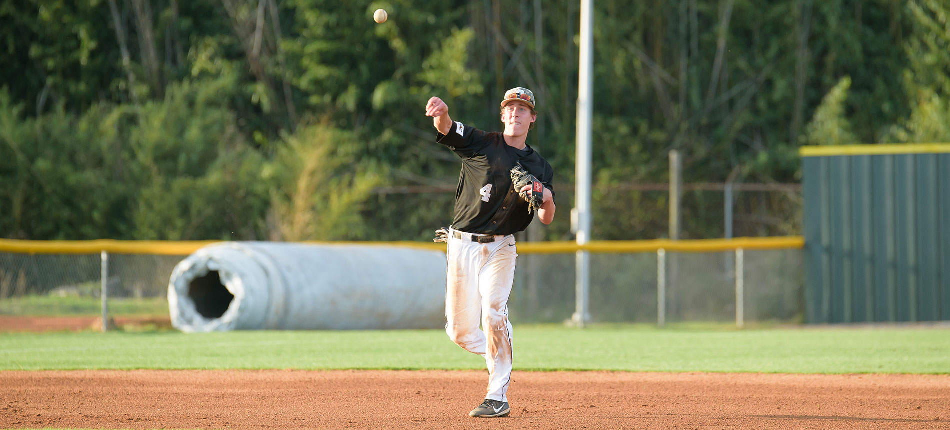 Trojans Take Series Opener with Coker