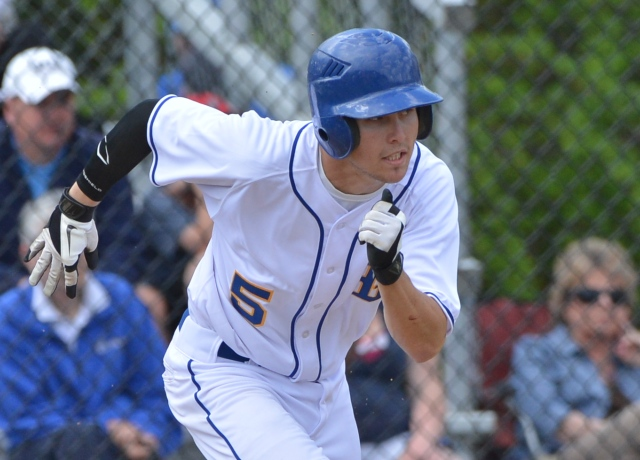 Baseball Blanks Newbury, 9-0, For First Team Shutout Of Season