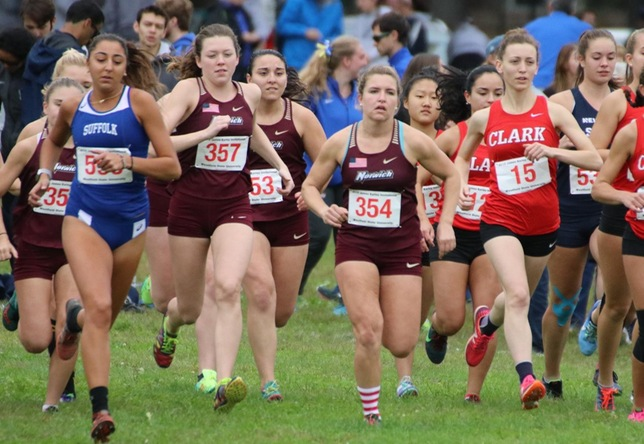 Cross Country: Norwich Competes at Bowdoin College Invitational