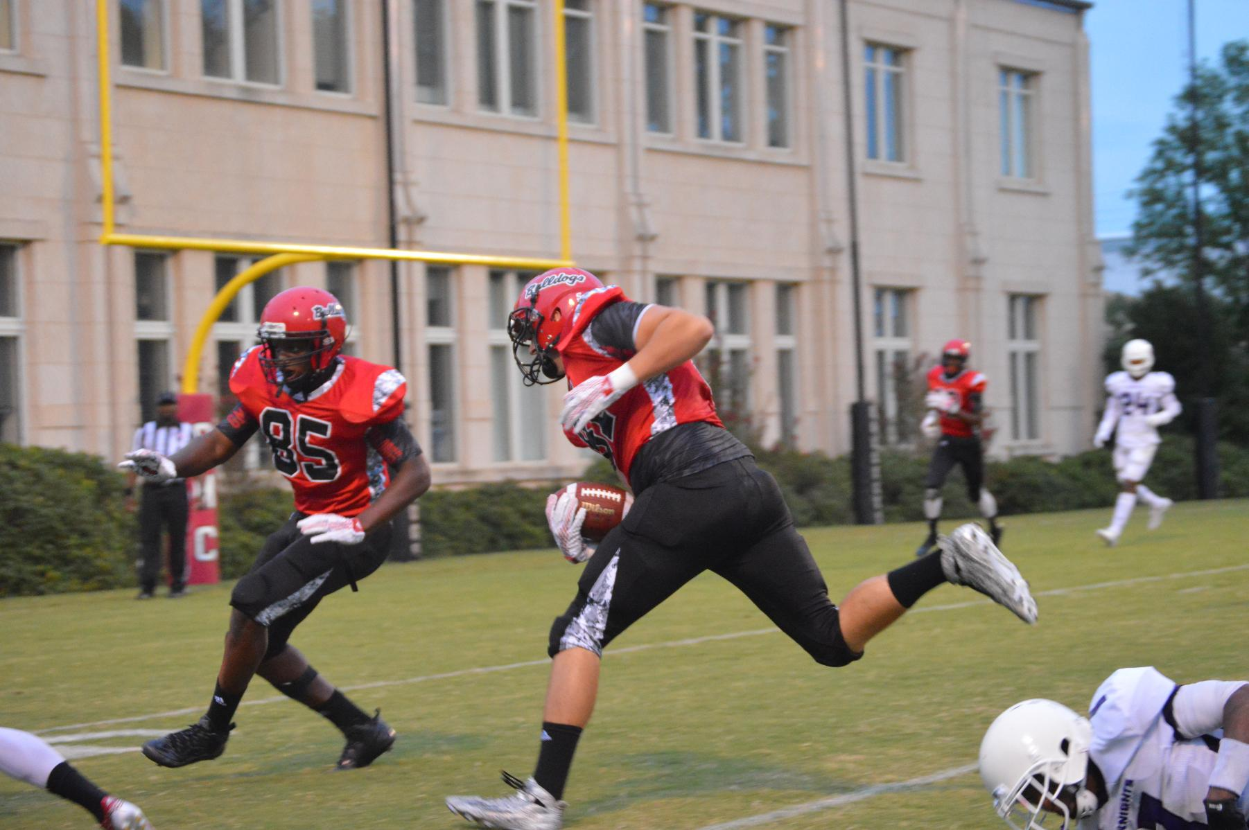 football numbers rule college