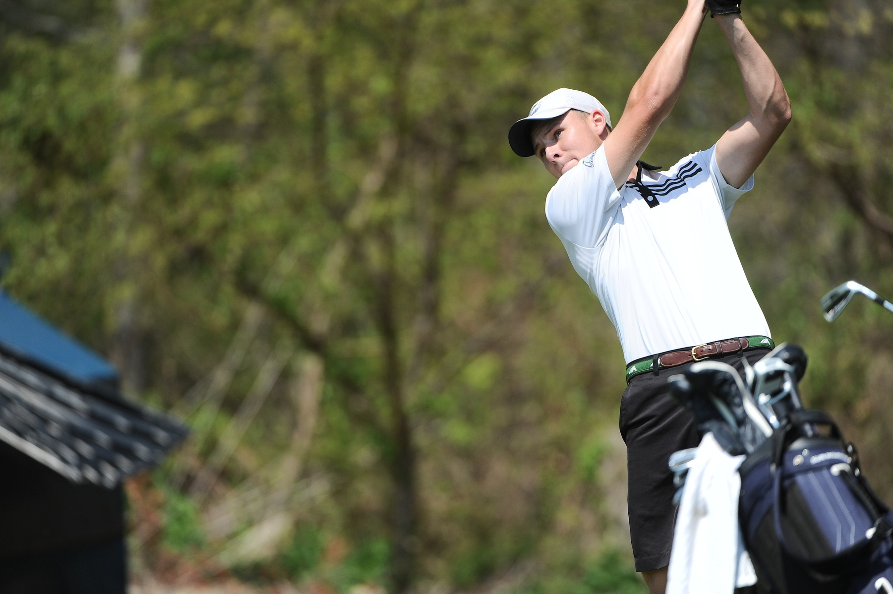 Mustangs Fourth, Fuglestad Tied for Fourth After First Round of MAC Commonwealth Championship
