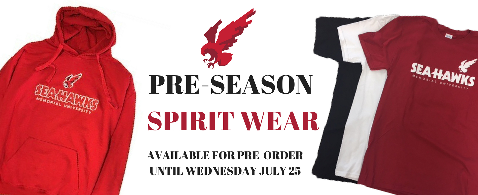 Pre-Season Spirit Package