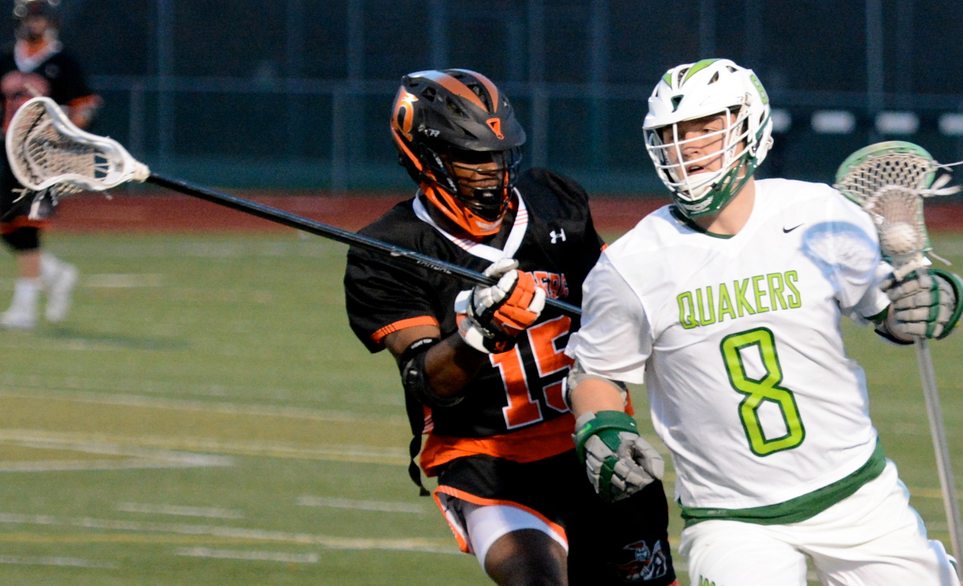 Men's Lacrosse Edges Heidelberg 10-9 For First OAC Victory