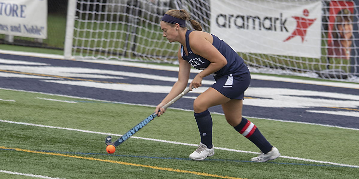 Fry, Hindt score as field hockey falls at Shenandoah