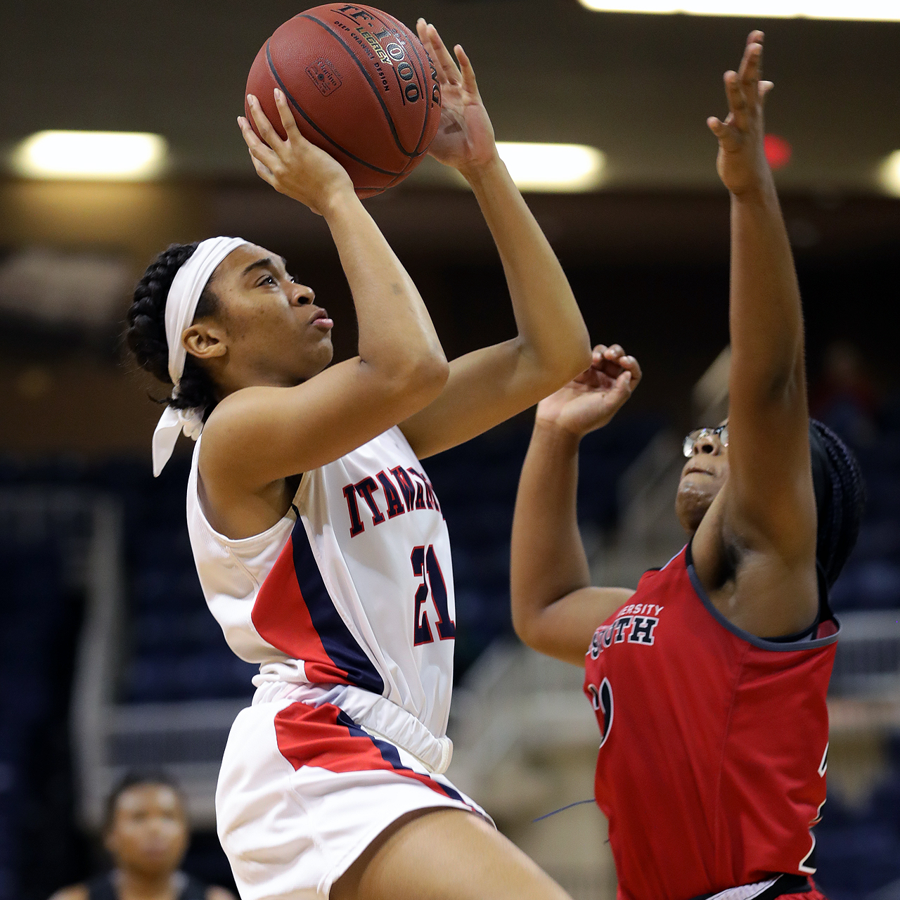 Big third quarter gives Lady Indians 96-37 win over ASU Mid-South