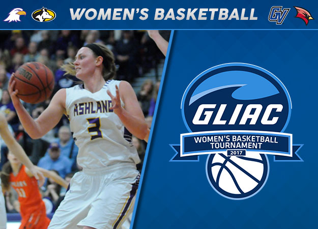 Top Seeds Advance in 2017 GLIAC Women's Basketball Tournament Quarterfinals