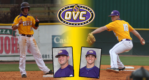 Honea, Miles receive adidas OVC Pitcher of the Week, Player of Week honors
