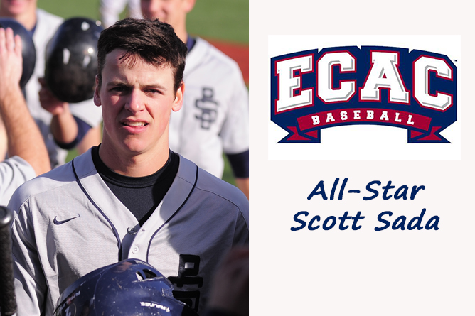 Sada Named ECAC All-Star