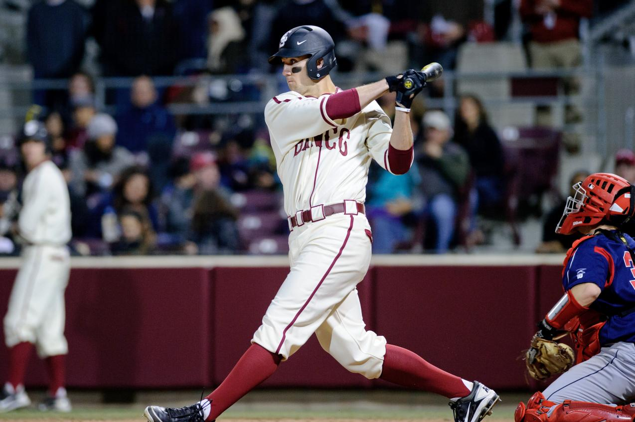 Santa Clara's Bats Come to Life In 9-4 Rout of Saint Mary's