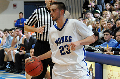 Saint Joseph's Outlasts Suffolk, 80-75