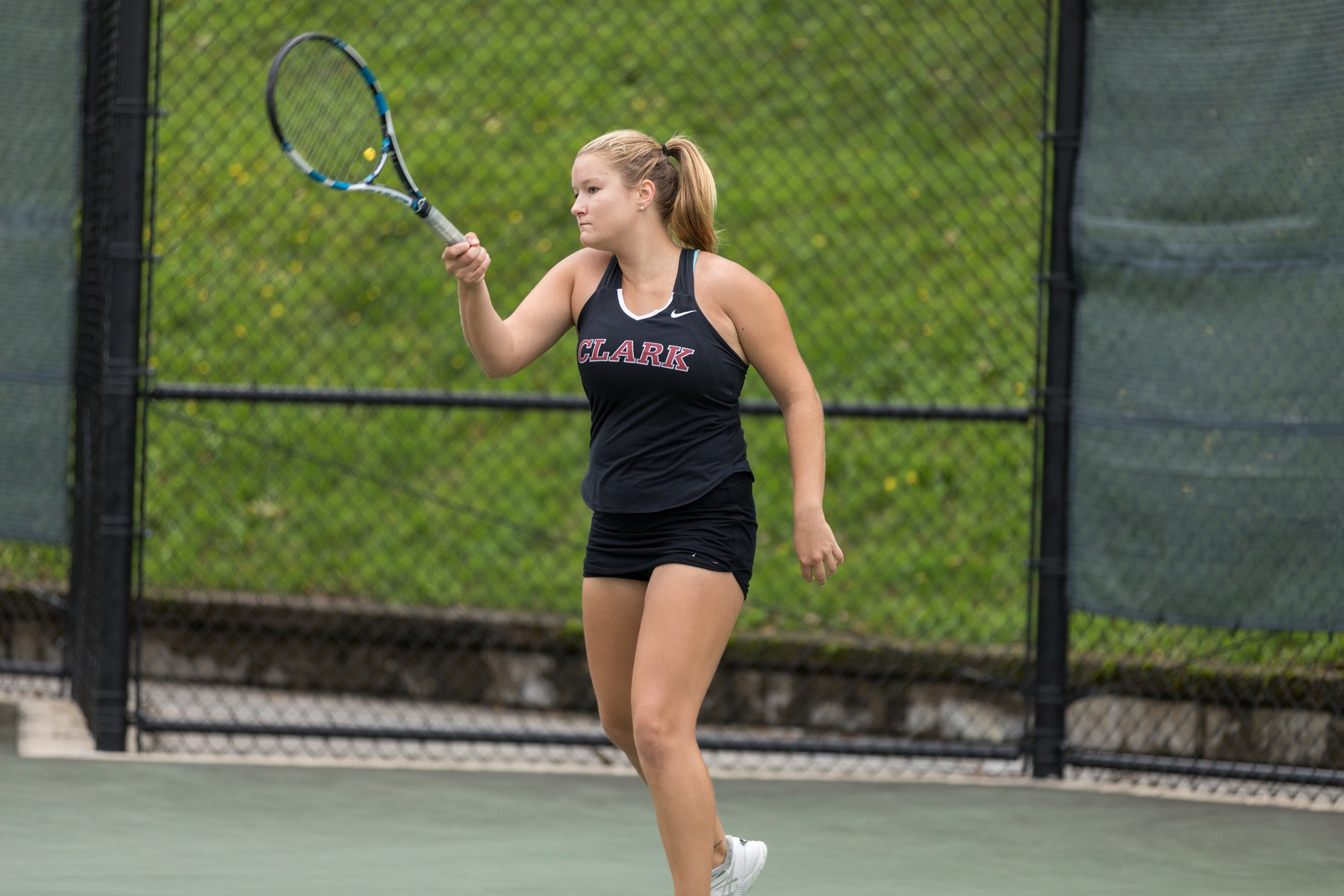 Women's Tennis Suffers Loss to Crusaders