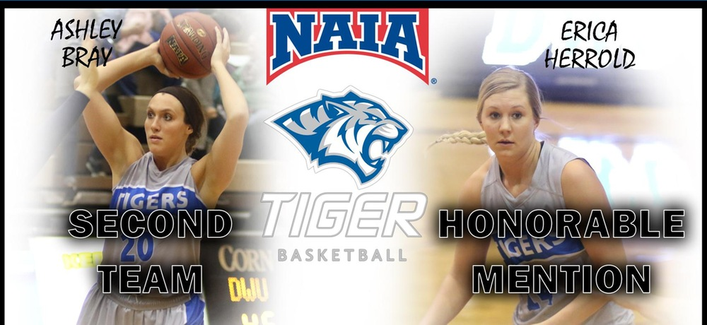 Ashley Bray named NAIA All-America Second Team, Herrold receives Honorable Mention nod
