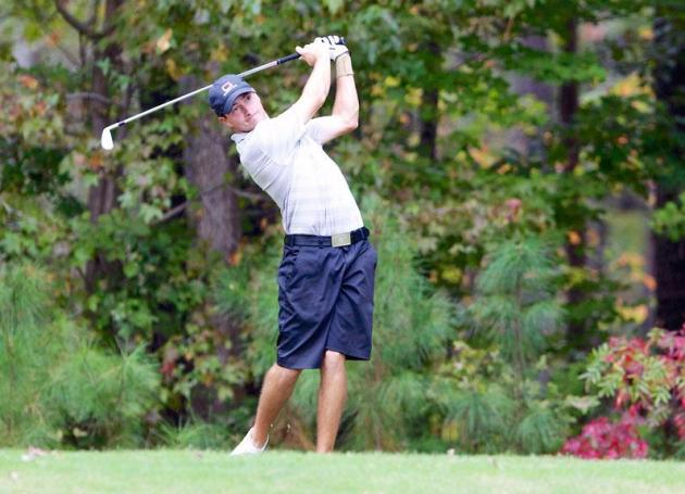 Noah Ratner Named ODAC Golfer of the Week