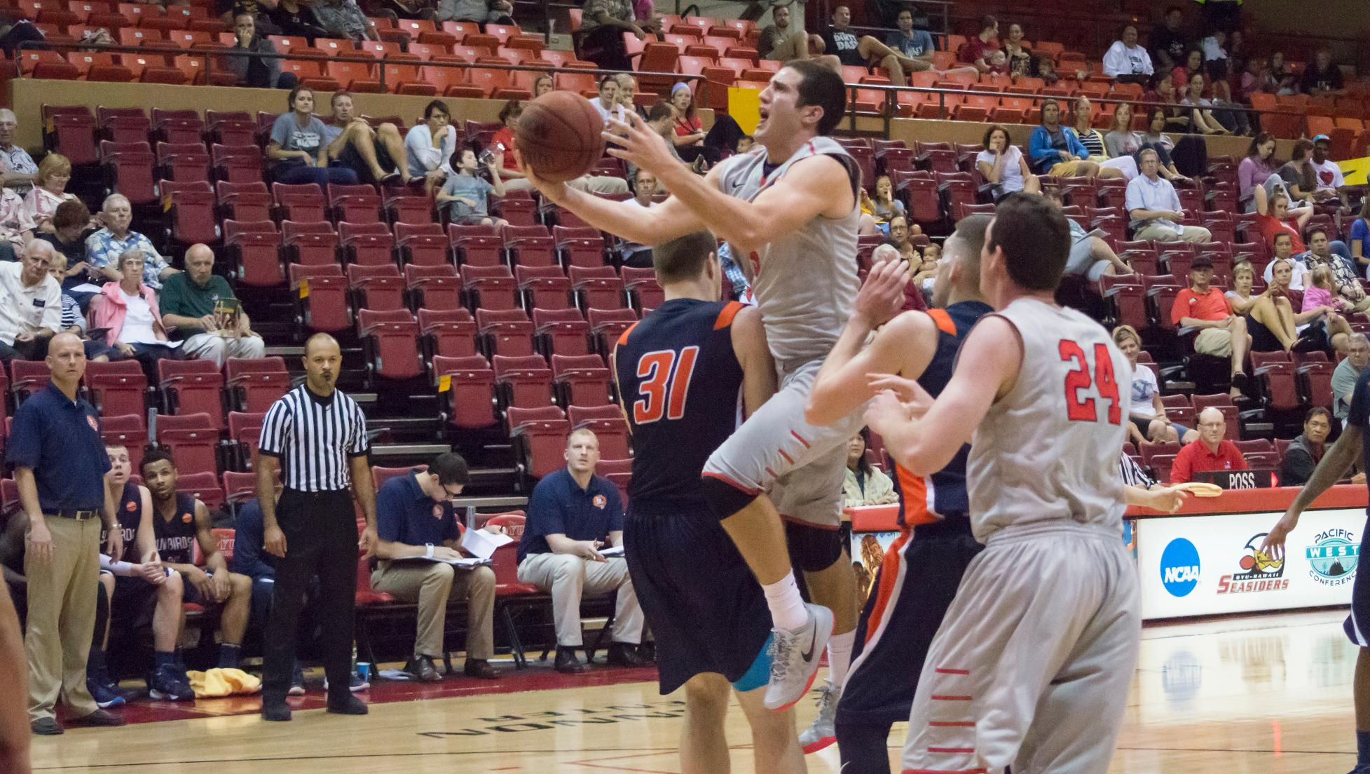 Seasiders unable to close out Lancers in second half