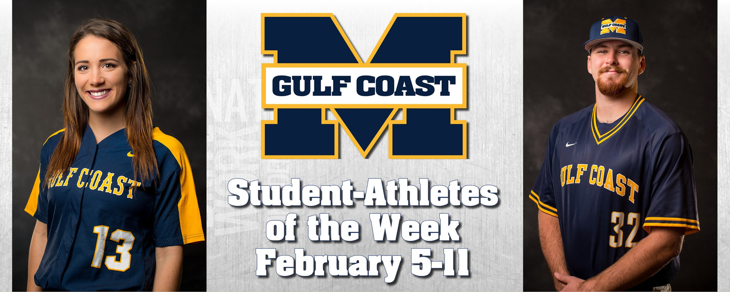 Bryant, McGrew named MGCCC Student-Athletes of the Week