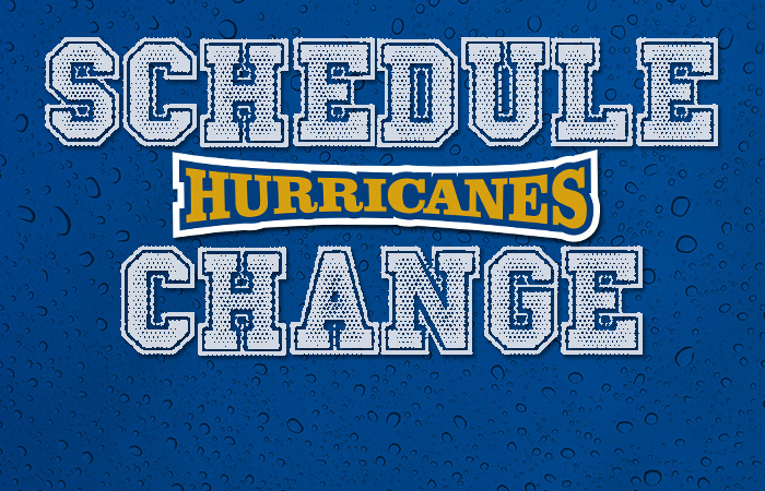 UPDATE: Baseball vs. Valdosta and West Georgia Cancelled