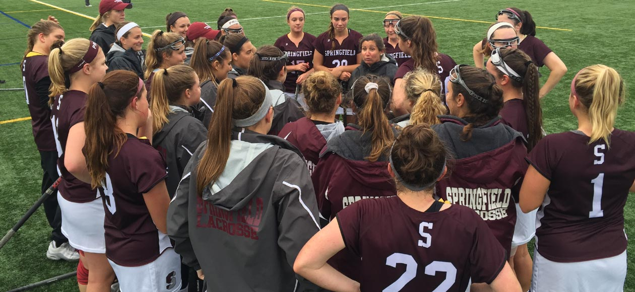 Women's Lacrosse Falls to Nationally-Ranked Amherst, 9-4