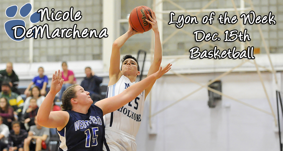 DeMarchena Earns Lyon of the Week Honors