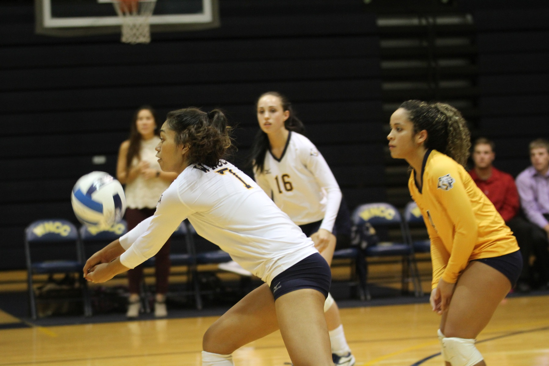 WNCC volleyball sweeps Colby, Sheridan