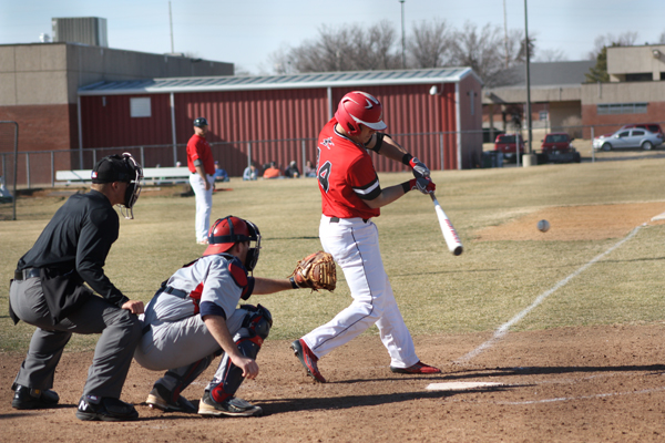 Allen Baseball Attacks At The Plate In Game Two Against Butler