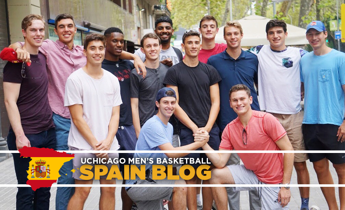 UChicago Men's Basketball Spain Tour: Looking Back