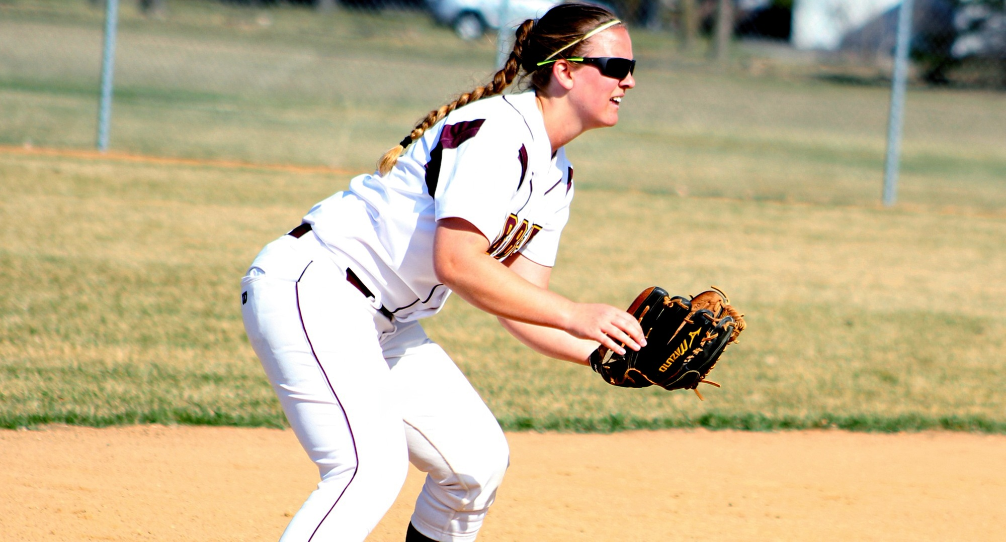 Junior Devonie Smith had a hit in both games in the Cobbers' doubleheader at Bethel.