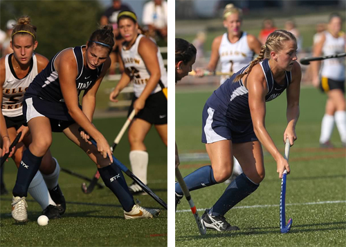 UMW's Guinn, Kane Named to Gladiator/NFHCA Scholars of Distinction Team
