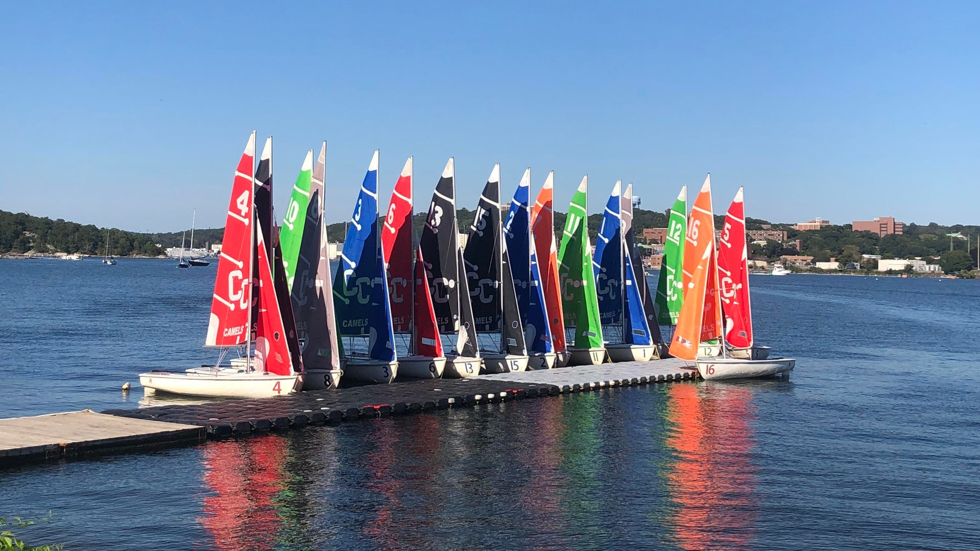 Sailing Competes at Showcase Qualifier