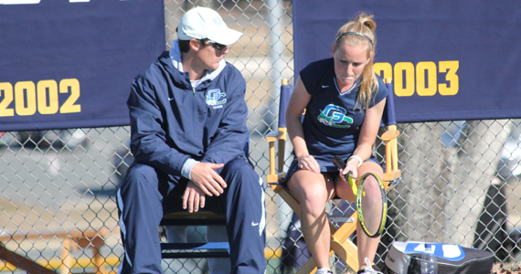 Bobcat Tennis' Assistant Coach Named Tops in Region