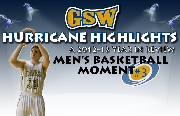 GSW Men's Basketball Hurricane Highlight #3: 'Shawsome' Relived
