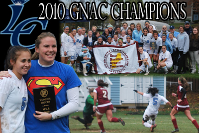 Lasell College Women's Soccer is NCAA Tournament Bound