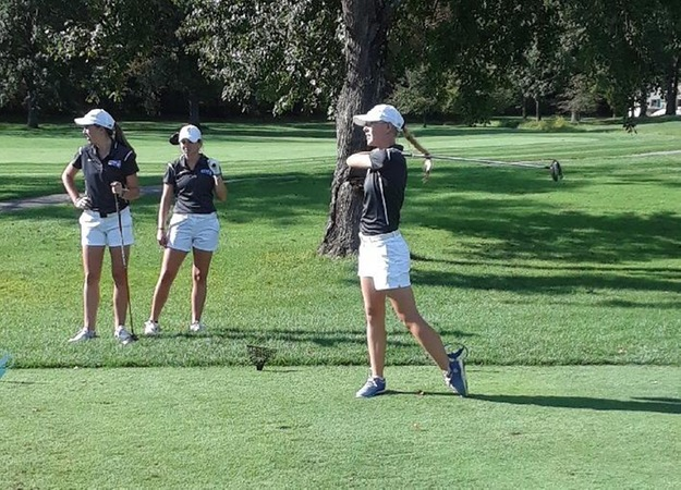 Women's Golf Finishes Sixth at Tignanelli Towson Invitational