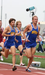 Four Exciting Meets Await Gauchos in April