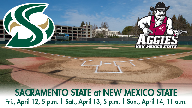 BASEBALL TAKES FOUR GAME WIN STREAK TO NEW MEXICO STATE