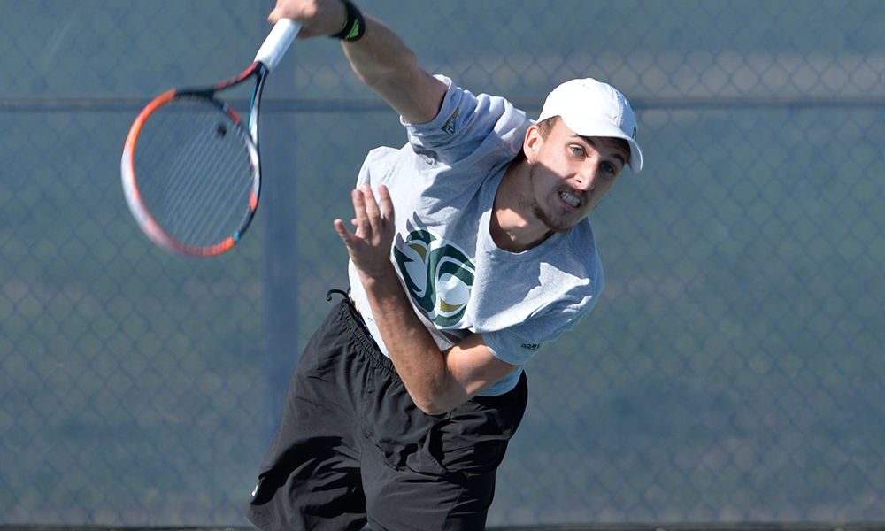 MEN'S TENNIS SELECTED THIRD IN THE BIG SKY PRESEASON MEDIA POLL