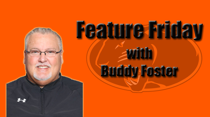 Feature Friday with Buddy Foster
