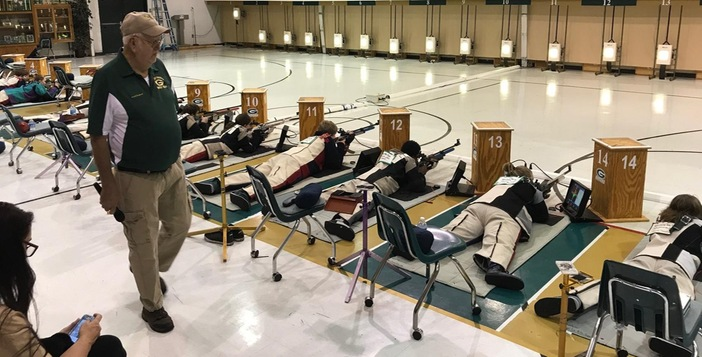 Ware County Rifle Team to Host 8th Annual Gator Invitational