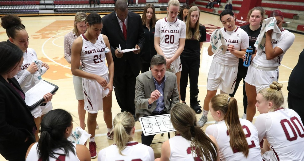Women's Basketball Faces San Diego Thursday in Opening Round of WCC Tournament