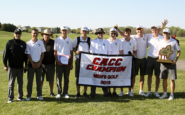 Six Peat: Wilmington Golf Shoots 297 to Capture Unprecedented Sixth Consecutive CACC Championship