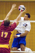No. 3 Gauchos Battle for Sweep Over No. 13 Long Beach State